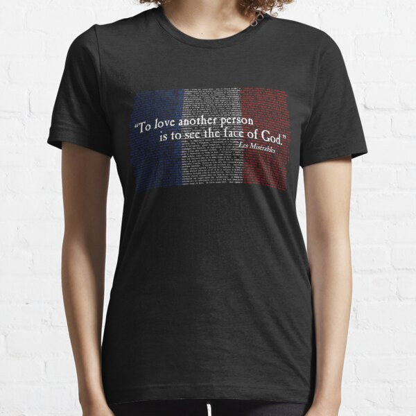 The Face of God Essential T-Shirt