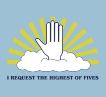 The Highest of Fives | Unisex T-Shirt