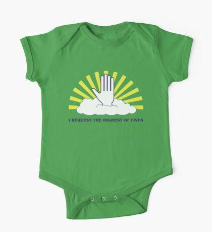 The Highest of Fives Kids Clothes