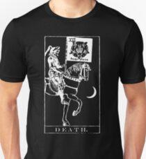 Death Tarot XIII Slim Fit T-Shirt