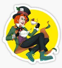 Mad Hatter (Alice in Wonderland) Sticker