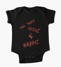 Hugs For Brains One Piece - Short Sleeve