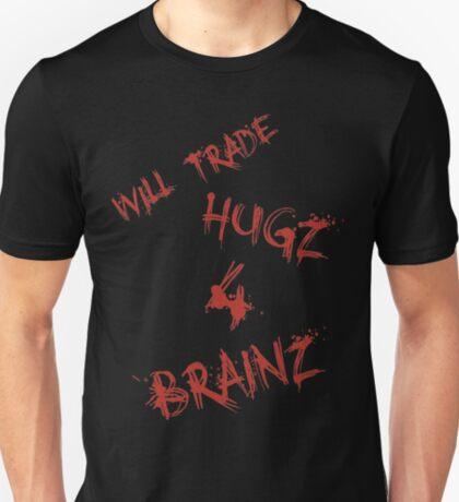 Hugs For Brains T-Shirt