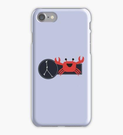 Li'l Cancer Crab iPhone Case/Skin