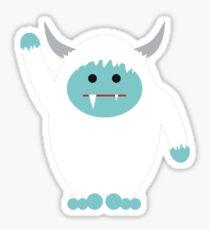 Li'l Yeti Sticker