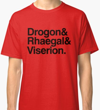 The Dragons Classic T-Shirt