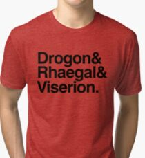 The Dragons Tri-blend T-Shirt