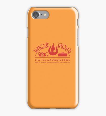 Uncle Iroh's Fine Tea Shop iPhone Case/Skin
