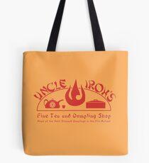 Uncle Iroh's Fine Tea Shop Tote Bag