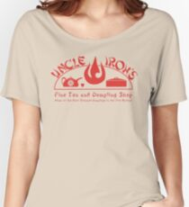 Uncle Iroh's Fine Tea Shop Women's Relaxed Fit T-Shirt