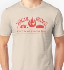 Uncle Iroh's Fine Tea Shop T-Shirt