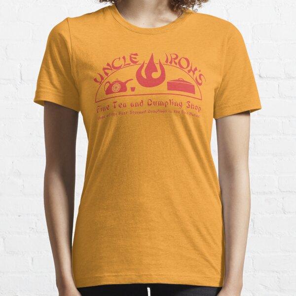 Uncle Iroh's Fine Tea Shop Essential T-Shirt