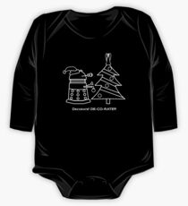 A Very Dalek Christmas - Dark Kids Clothes