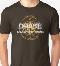 Drake Adventure Tours Unisex T-Shirt