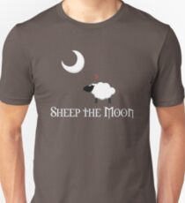 Sheep the Moon Unisex T-Shirt