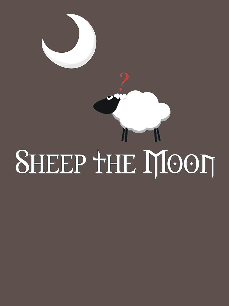 Sheep the Moon | Unisex T-Shirt