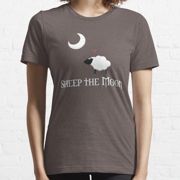Sheep the Moon Essential T-Shirt