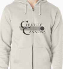 Chudley Cannons Zipped Hoodie