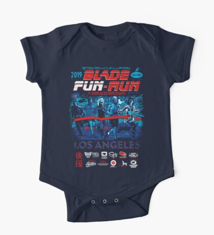 Blade Fun-Run for Displaced Replicants Kids Clothes