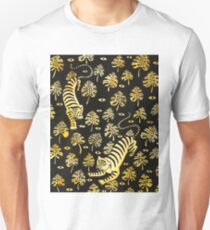 Tiger, jungle animal pattern T-Shirt