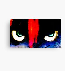 Fight to Win, Win to Survive Canvas Print