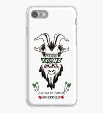 Thoroughbred Skerries Goat iPhone Case/Skin