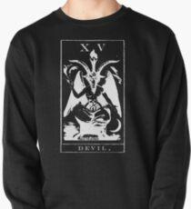 Devil Tarot XV Pullover