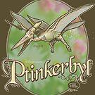 PREHISTORIC PRINCESS - Ptinkerbyl by Captain RibMan