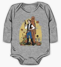 The Smuggler One Piece - Long Sleeve