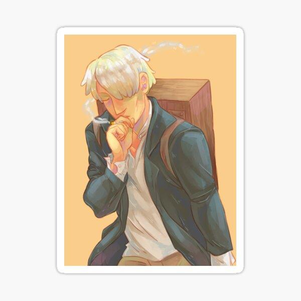 MUSHISHI Ginko Sticker