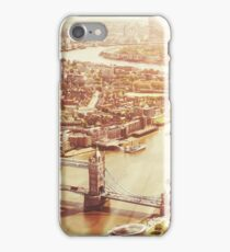 tower bridge aerial iPhone Case/Skin