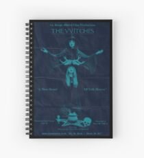 The VVitches Spiral Notebook