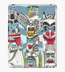 Totem Talk iPad Case/Skin
