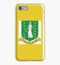 Virgin Island Coat of Arms If you like, please purchase, try a cell phone cover thanks iPhone Case/Skin