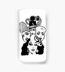 Queens (3) Samsung Galaxy Case/Skin