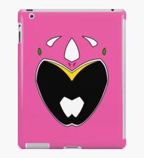 Dino Charge Pink Power Ranger / Kyoryu Pink iPad Case/Skin