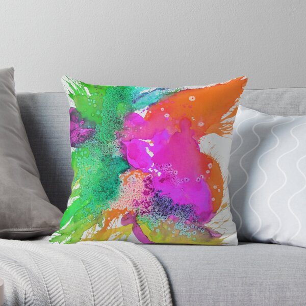 Eclosion 64-B Coussin