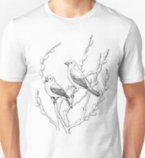 Just the Two of Us Color Project.  Unisex T-Shirt