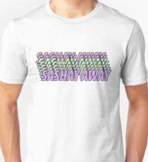 Camiseta unisex SASHAY AWAY