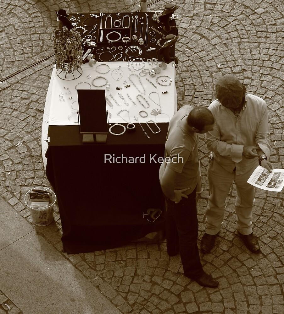 Closing the Deal by Richard Keech