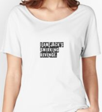 I Am Jack's Smirking Revenge - Fight Club Women's Relaxed Fit T-Shirt
