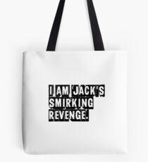 I Am Jack's Smirking Revenge - Fight Club Tote Bag