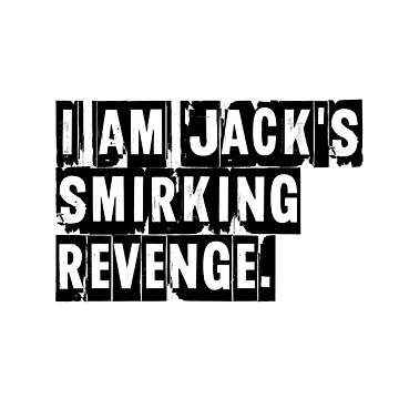 I Am Jack's Smirking Revenge - Fight Club by koodburg
