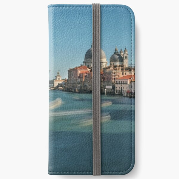 The Grand Canal iPhone Wallet