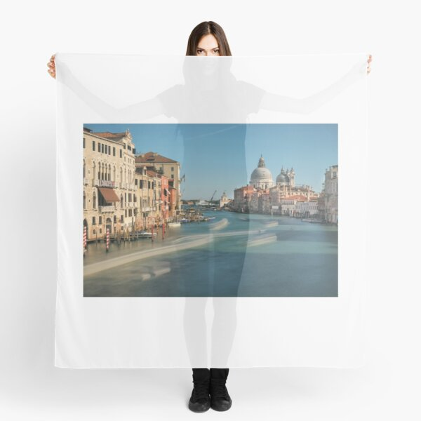 The Grand Canal Scarf