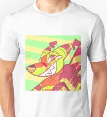 TQBF (Renard / The Quick Brown Fox) - Electrohell  T-Shirt