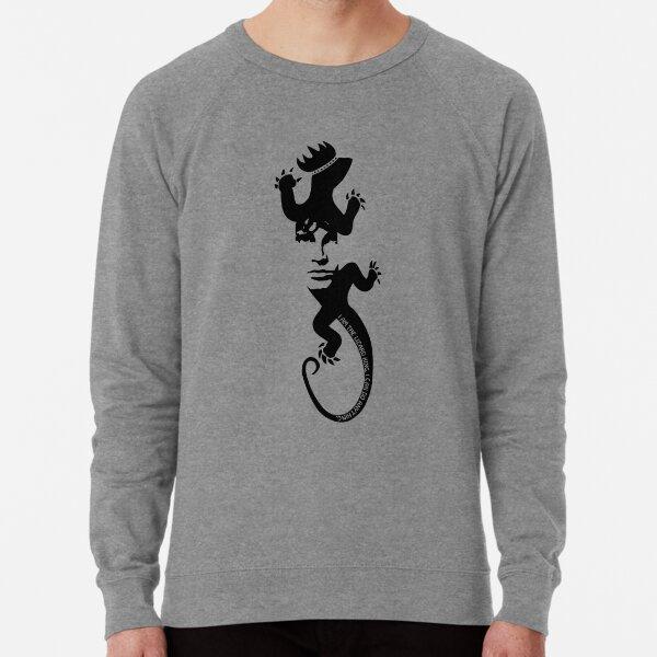 Lizard King Morrison Lightweight Sweatshirt