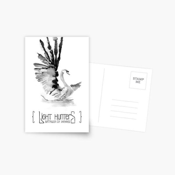 Esprit de Lumière - Illumination Carte postale