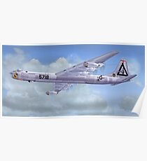 USAF B-36 Peacemaker Poster