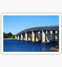 Captain Cook Bridge Sticker